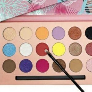 SANTÉE Makeup - SANTEE  Nature Eyeshadow Palette